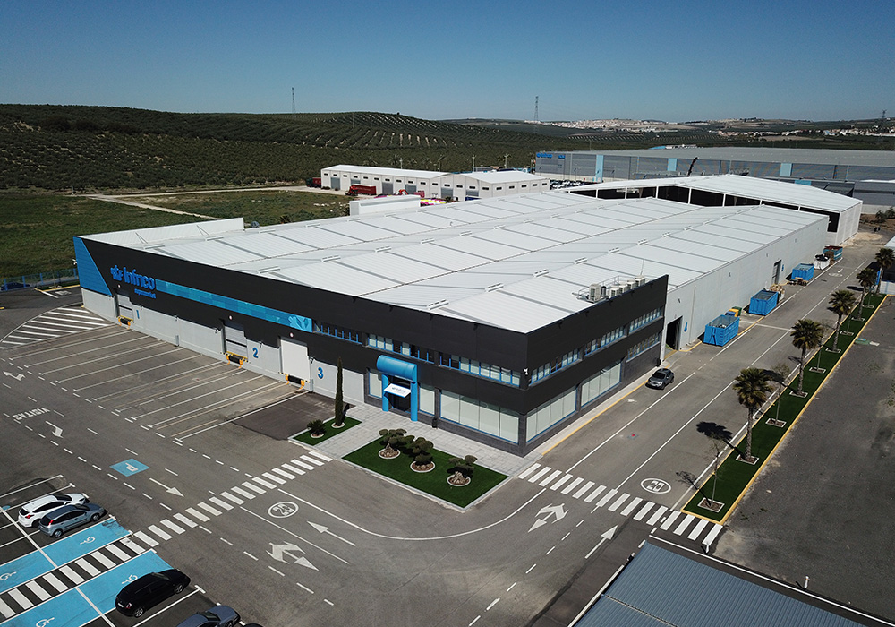 ampliacion Infrico Supermarket