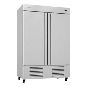 Armario de refrigeración y congelación GN2/1