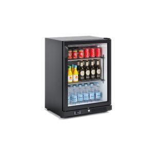 Expositor refrigerado horizontal altura 850 mm