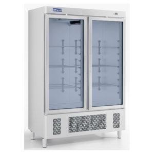 Armarios de refrigeración puerta de cristal