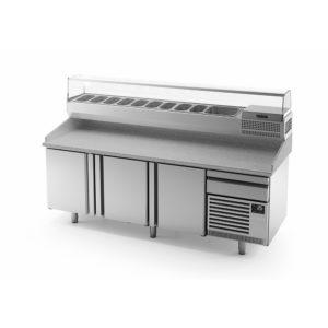 Mesa refrigerada pizza Series MP 800