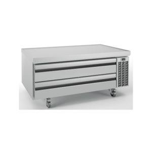Mesa baja refrigeración