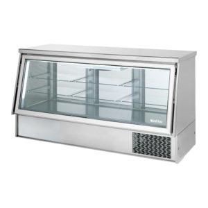 Vitrina cerrada refrigerada